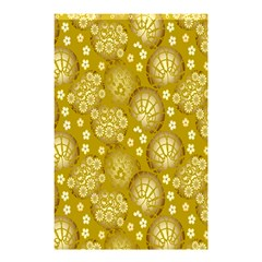 Flower Arrangements Season Gold Shower Curtain 48  x 72  (Small)