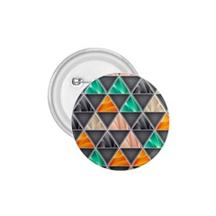 Abstract Geometric Triangle Shape 1.75  Buttons