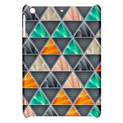 Abstract Geometric Triangle Shape Apple Ipad Mini Hardshell Case