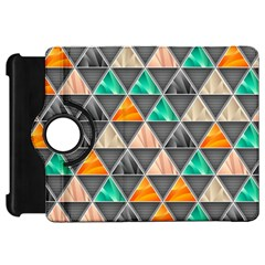 Abstract Geometric Triangle Shape Kindle Fire Hd 7