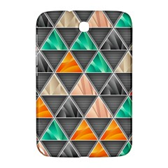 Abstract Geometric Triangle Shape Samsung Galaxy Note 8 0 N5100 Hardshell Case