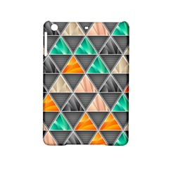 Abstract Geometric Triangle Shape Ipad Mini 2 Hardshell Cases