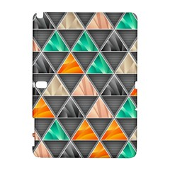 Abstract Geometric Triangle Shape Galaxy Note 1