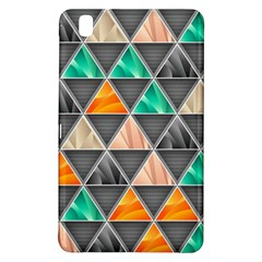 Abstract Geometric Triangle Shape Samsung Galaxy Tab Pro 8 4 Hardshell Case