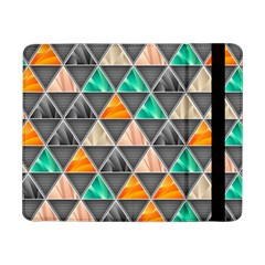 Abstract Geometric Triangle Shape Samsung Galaxy Tab Pro 8 4  Flip Case