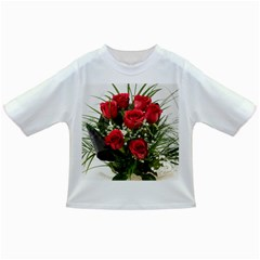 Red Roses Roses Red Flower Love Infant/Toddler T-Shirts