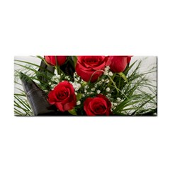Red Roses Roses Red Flower Love Cosmetic Storage Cases