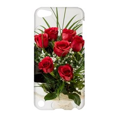 Red Roses Roses Red Flower Love Apple Ipod Touch 5 Hardshell Case