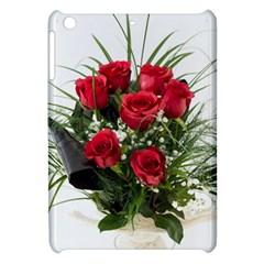 Red Roses Roses Red Flower Love Apple Ipad Mini Hardshell Case
