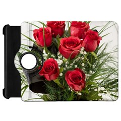 Red Roses Roses Red Flower Love Kindle Fire Hd 7