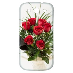 Red Roses Roses Red Flower Love Samsung Galaxy S3 S Iii Classic Hardshell Back Case