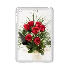 Red Roses Roses Red Flower Love Ipad Mini 2 Enamel Coated Cases