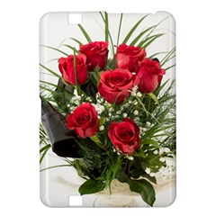 Red Roses Roses Red Flower Love Kindle Fire Hd 8 9