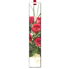 Red Roses Roses Red Flower Love Large Book Marks