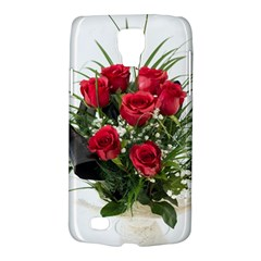 Red Roses Roses Red Flower Love Galaxy S4 Active