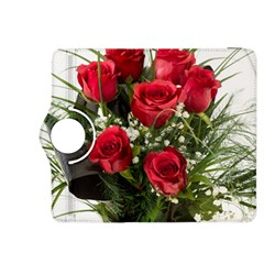 Red Roses Roses Red Flower Love Kindle Fire Hdx 8 9  Flip 360 Case
