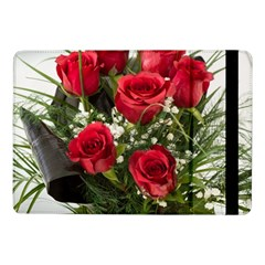 Red Roses Roses Red Flower Love Samsung Galaxy Tab Pro 10 1  Flip Case