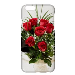 Red Roses Roses Red Flower Love Apple Iphone 6 Plus/6s Plus Hardshell Case