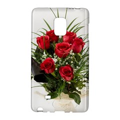 Red Roses Roses Red Flower Love Galaxy Note Edge