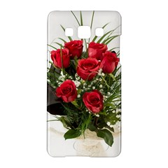 Red Roses Roses Red Flower Love Samsung Galaxy A5 Hardshell Case