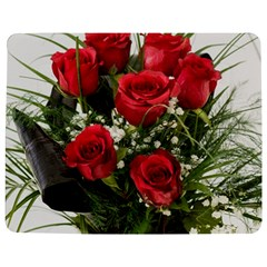 Red Roses Roses Red Flower Love Jigsaw Puzzle Photo Stand (rectangular)