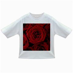 Roses Flowers Red Forest Bloom Infant/toddler T Shirts