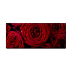 Roses Flowers Red Forest Bloom Cosmetic Storage Cases