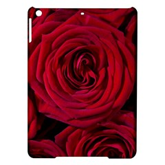 Roses Flowers Red Forest Bloom Ipad Air Hardshell Cases