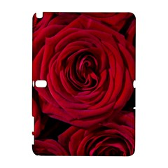 Roses Flowers Red Forest Bloom Galaxy Note 1
