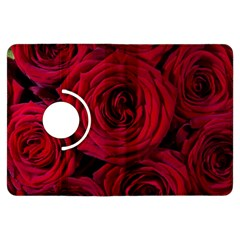 Roses Flowers Red Forest Bloom Kindle Fire Hdx Flip 360 Case