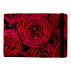 Roses Flowers Red Forest Bloom Samsung Galaxy Tab Pro 10 1  Flip Case