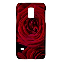 Roses Flowers Red Forest Bloom Galaxy S5 Mini
