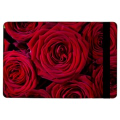Roses Flowers Red Forest Bloom Ipad Air 2 Flip