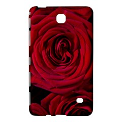 Roses Flowers Red Forest Bloom Samsung Galaxy Tab 4 (7 ) Hardshell Case