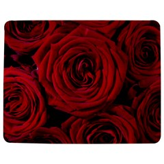 Roses Flowers Red Forest Bloom Jigsaw Puzzle Photo Stand (rectangular)