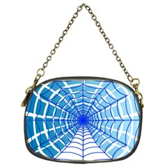 Cobweb Network Points Lines Chain Purses (one Side)