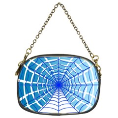 Cobweb Network Points Lines Chain Purses (two Sides)