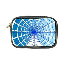 Cobweb Network Points Lines Coin Purse
