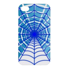 Cobweb Network Points Lines Apple Iphone 4/4s Premium Hardshell Case