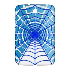 Cobweb Network Points Lines Samsung Galaxy Note 8 0 N5100 Hardshell Case