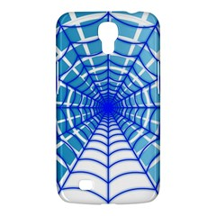 Cobweb Network Points Lines Samsung Galaxy Mega 6 3  I9200 Hardshell Case