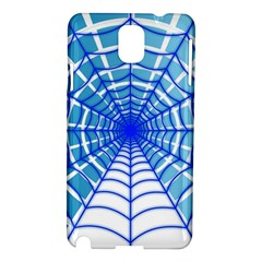 Cobweb Network Points Lines Samsung Galaxy Note 3 N9005 Hardshell Case