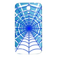 Cobweb Network Points Lines Samsung Galaxy Mega I9200 Hardshell Back Case