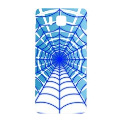 Cobweb Network Points Lines Samsung Galaxy Alpha Hardshell Back Case