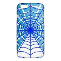 Cobweb Network Points Lines iPhone 6/6S TPU Case