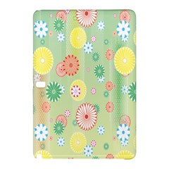 Flower Arrangements Season Pink Yellow Red Rose Sunflower Samsung Galaxy Tab Pro 12.2 Hardshell Case