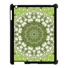 Mandala Center Strength Motivation Apple Ipad 3/4 Case (black)