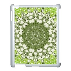 Mandala Center Strength Motivation Apple Ipad 3/4 Case (white)