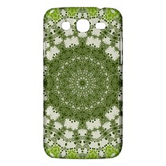 Mandala Center Strength Motivation Samsung Galaxy Mega 5.8 I9152 Hardshell Case