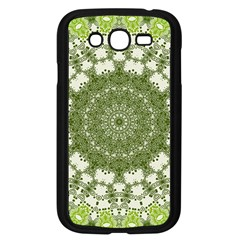 Mandala Center Strength Motivation Samsung Galaxy Grand Duos I9082 Case (black)